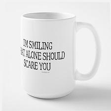I'm smiling... Coffee Mug