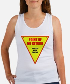 Point of No Return Women's Tank Top