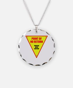 Point of No Return Necklace