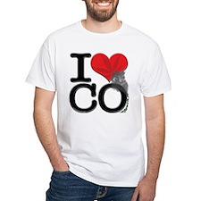 I Love COntraband Shirt