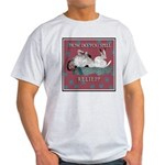 German Shorthair Pointer Ash Grey T-Shirt
