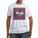 German Shorthair Pointer Fitted T-Shirt
