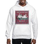 German Shorthair Pointer Hooded Sweatshirt