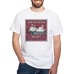 German Shorthair Pointer White T-Shirt