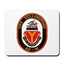 USS YELLOWSTONE Mousepad