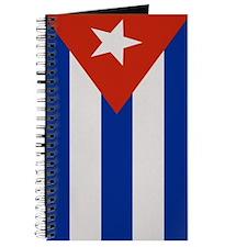 """""""Cuba Flag"""" Journal"""