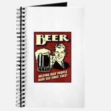 Beer Helping People Journal