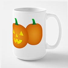 Three Pumpkins Mugs
