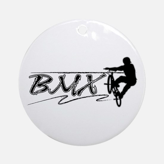 BMX! Ornament (Round)