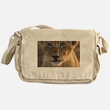 Sparta Lion Cub Messenger Bag