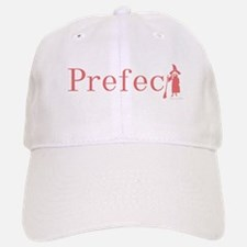 Prefect Preppy Pink Baseball Baseball Cap