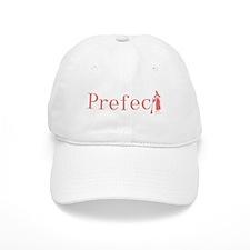 Prefect Preppy Pink Baseball Cap