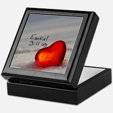 Unique Ezekiel Keepsake Box