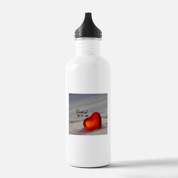 Cute Ezekiel Water Bottle