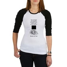 Blonde IQ Test Shirt