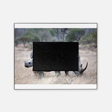 Mother and Baby Rhino Picture Frame