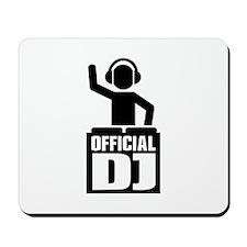 Official DJ Mousepad