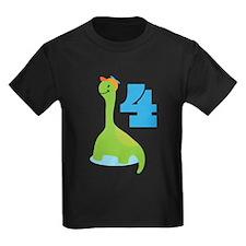 4th Birthday Dino T