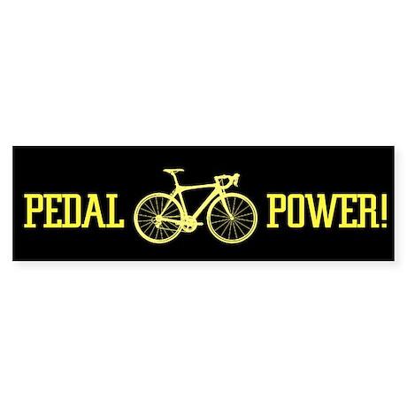 USA CYCLING Bumper Sticker