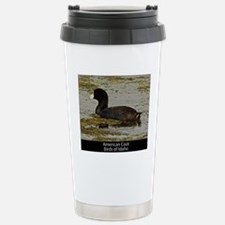 Cute American coot Travel Mug