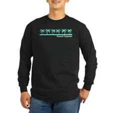 grandcaymanturq Long Sleeve T-Shirt