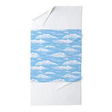 Dreamy Sky Beach Towel