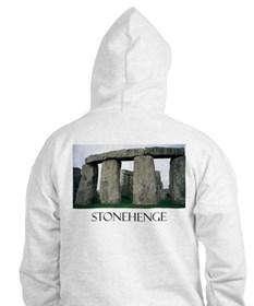 I'd rather be at Stonehenge. Hoodie