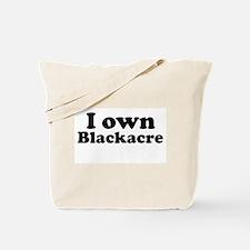 [i own blackacre] Tote Bag