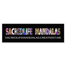 SacredLife Bumper Bumper Sticker