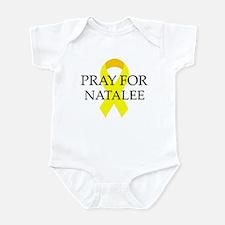 Pray for Natalee Infant Bodysuit