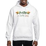 Pasta La Vista Hooded Sweatshirt