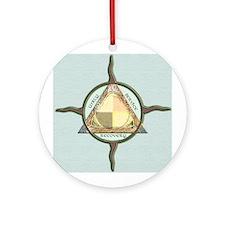 UniSERVrecFINE Ornament (Round)