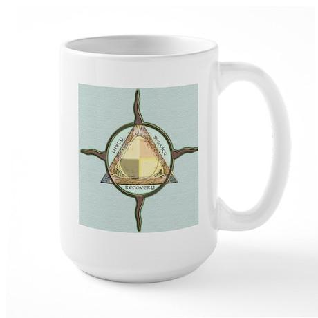 UniSERVrecFINE Large Mug