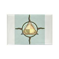 UniSERVrecFINE Rectangle Magnet (10 pack)
