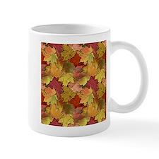 Fall Leaves Small Mug