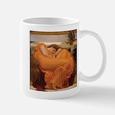 Sleeping Woman Mugs