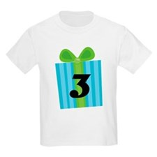 3rd Birthday Gift Number 3 T-Shirt