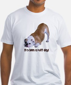 Bulldog Ruff Day Shirt