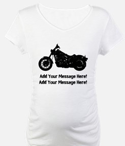 Personalize It, Motorcycle Shirt