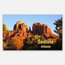 Sedona Sticker (Rectangle)