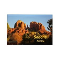 Sedona Rectangle Magnet