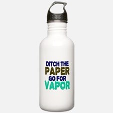 Ditch the Paper Water Bottle