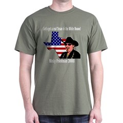 Get a REAL texan in the White House! T-Shirt