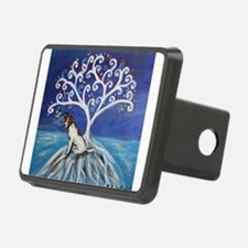 Jack Russell Terrier Tree Hitch Cover