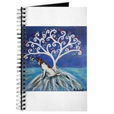 Jack Russell Terrier Tree Journal
