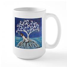 Jack Russell Terrier Tree Mugs