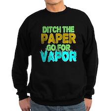 Ditch the Paper Sweatshirt