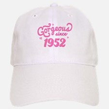 Gorgeous Since 1952 Baseball Baseball Cap
