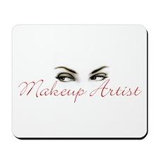 Makeup Artist Mousepad