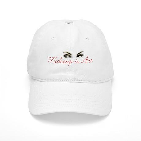 Makeup is Art Cap